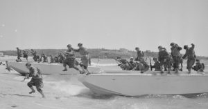 CAPE COD, THE CRADLE OF INVASION with military his...