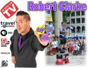 FUNday Friday - Robert Clarke, Magician