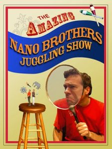 FUNday Friday - The Amazing Nano Brothers Juggling...