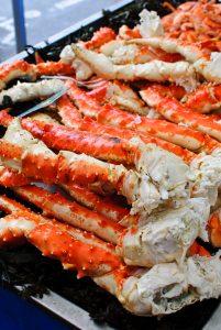 Alaskan King Crab, with Chef Joe Cizynski