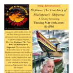 Film Screening: Stephano: The True Story of Shakespeare's Shipwreck
