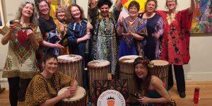TD Bank Summer Concert Series: Drumma Queens