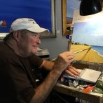 ONLINE CLASS: Beginning Acrylics with Forrest Pirovano
