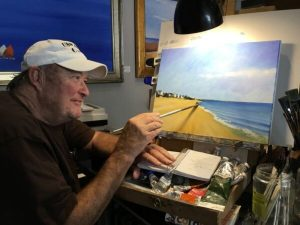 ONLINE CLASS: Beginning Acrylics with Forrest Piro...