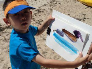 Little Artists Outdoors