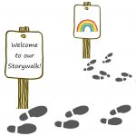 Storywalks at Sturgis Library