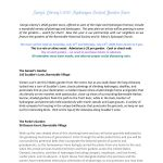 Sturgis Library 2020 Hydrangea Fest Garden Tours