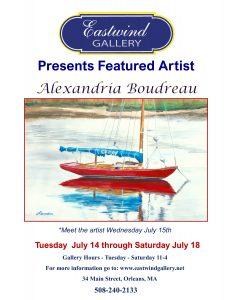 Alexandria Boudreau - Featured Artist Exhibit