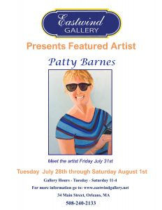Patty Barnes - Eastwind Gallery Featured Artist Exhibit