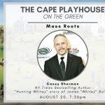 Mass Roots: Casey Sherman - Building Suspense