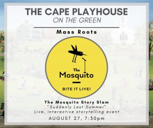 Mass Roots: The Mosquito Story Slam