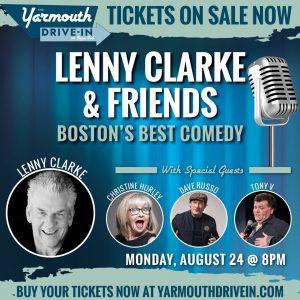 Lenny Clarke & Friends