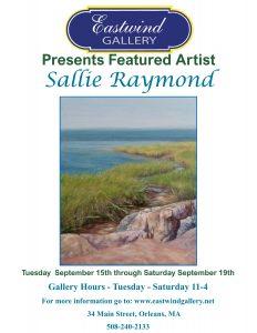 Sallie Raymond - Meet the Artist & Featured Artist Exhibit