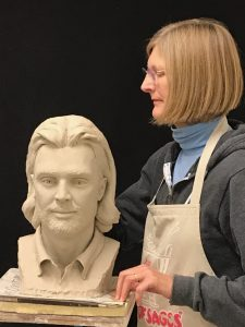 Portraits in Sculpture with Bob Ryder
