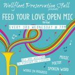 Feed Your Love Virtual Open Mic
