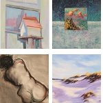 The Members' 12x12 Exhibition and Online Silent Auction