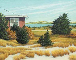 Kenneth Hawkey: Larkin Gallery Provincetown