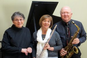 Trio Vivo: Classical Music by an Uncommon Ensemble