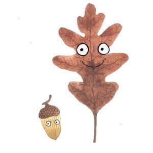 Autumn Leaf Challenge