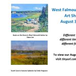 West Falmouth Library Online Art Show and Sale