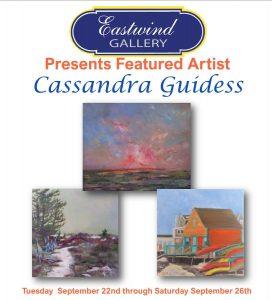 Cassandra (Sandy) Guidess - Meet the Artist & ...
