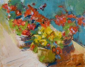 Suzanne Packer Pop Up Art Sale