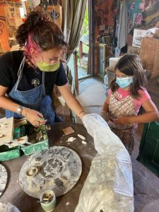 Hand-building for Ages 7 to 12 with Phoebe Medeiro...