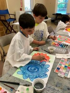 Art Quest for Grades 1-5 with Alicia Buccino