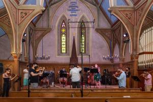 Virtual Concert I: Spatial Sonorities