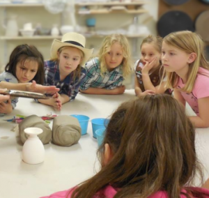 Clay Exploration for 9-12 Year Olds with Hope Salamone