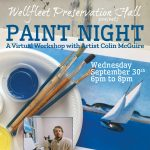 Paint Night with Colin McGuire: A Virtual Workshop...