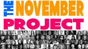 Cape Rep Theatre presents The November Project