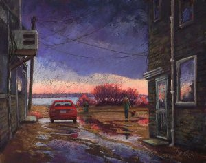 ONLINE: The Mystique of Night: Pastel Painting, with Betsy Payne Cook