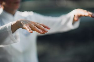 ONLINE-OR-IN PERSON: Tai Chi for Health: Sun Style/Part One, The Core Movements, with Holly Heaslip
