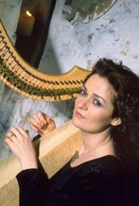 "Irish Harpist and SingerÁine MinoguePresents ""Harvest and Halloween"""