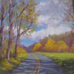 "ONLINE: ""Catching Autumn Colors"" Pastel Painting with Betsy Payne Cook"