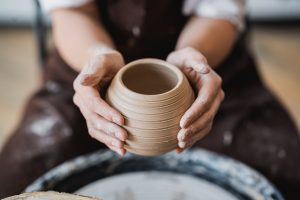 So, You Want to Take a Spin? Pottery, with David C...