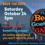 The Beat Goes On Gala: An Online Experience