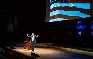 Jimmy Tingle's 20/20 Vision: Why would a Comedia...