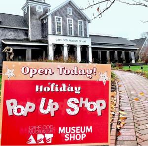 Museum Pop Up Shop!