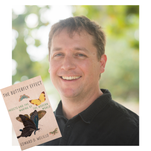 """Falmouth Academy Community Series: """"The Butterfly Effect"""" with author Dr. Edward D. Melillo"""