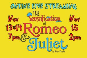 The Seussification of Romeo & Juliet - LIVE Streaming