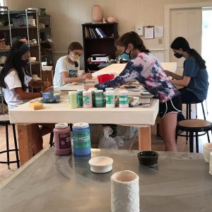 Clay Exploration for 9-12 Year Olds, with Hope Sal...