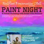 Paint Night: A Virtual Workshop w/Colin McGuire