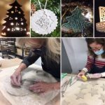 Holiday Ornaments & Luminary Workshop