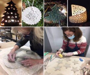 Holiday Ornaments & Luminary Workshop