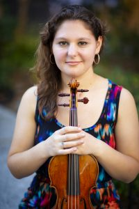 From Beethoven to Gershwin: A Concert by Virtuosi Violinist Ilana Zaks and Cellist Eric Zaks