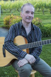 CANCELLED: From The Beatles to Stevie Wonder: A Night with Guitarist Gregg Sullivan