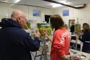 LEVEL 2 Oil Painting with Bill Noble