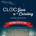 CLOC Goes a-Caroling: a Holiday Special Event